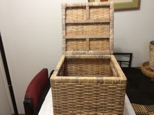 Bamboo box for Sale in Salem, OR