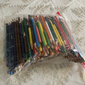 Free gallon size bag of colored pencils for a teacher for Sale in Frankfort, IL