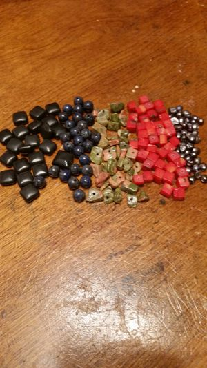 Stone beads for Sale in Rancho Cucamonga, CA