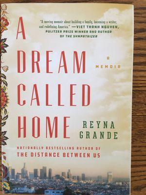 """New """"A DREAM CALLED HOME: A MEMOIR"""" for Sale in Harrisonburg, VA"""