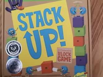 Stack Up Board Game for Sale in Bellevue,  WA