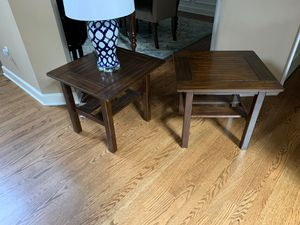 American signature end tables set of 2! for Sale in Mableton, GA