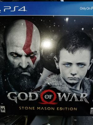 God of war stone Mason new $190 for Sale in Chicago, IL