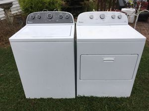 Whirlpool Washer and dryer for Sale in Norfolk, VA