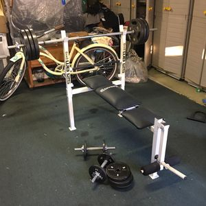 Weight bench for Sale in Los Angeles, CA