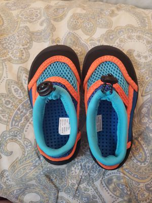 Toddler boys 5/6 river,pool,lake shoes for Sale in Madison Heights, VA