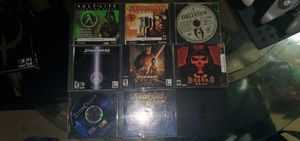 Half Life and other PC Games for Sale in St. Peters, MO
