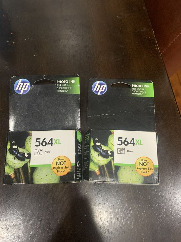 Hp photo ink 564 new never open