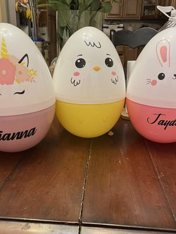 Personalized Easter Eggs for Sale in Los Angeles,  CA