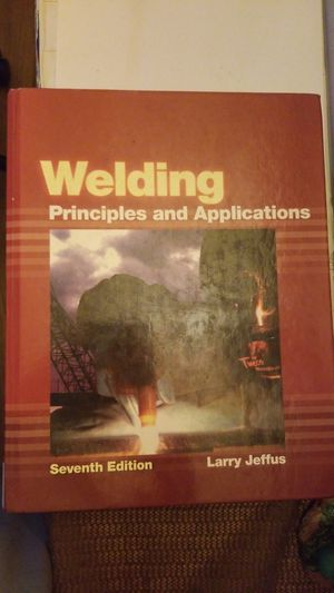Welding book for Sale in Rice, VA