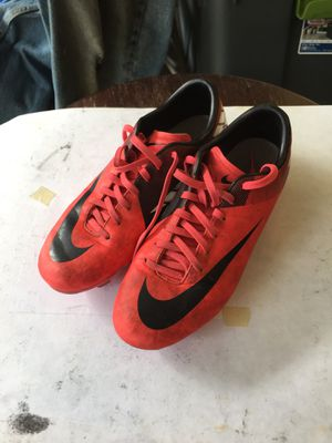 Ike mercerial soccer cleats for Sale in Mamaroneck, NY
