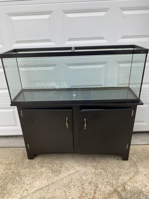 55g Tank Fish Tank for Sale in Raleigh, NC