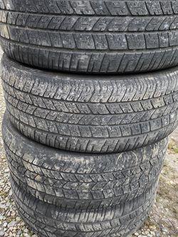 "16"" Tires 205/55-16 for Sale in Victoria,  VA"