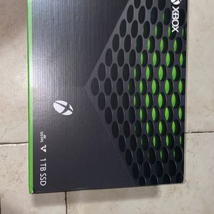 Xbox Series X Brand New In Hand for Sale in Miami, FL