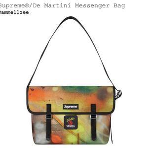 Supreme Rammellzee Messenger Bag for Sale in Berwyn, IL