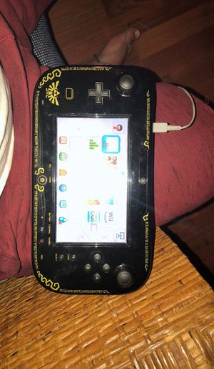 Nintendo Wii U deluxe for Sale in Reading, PA