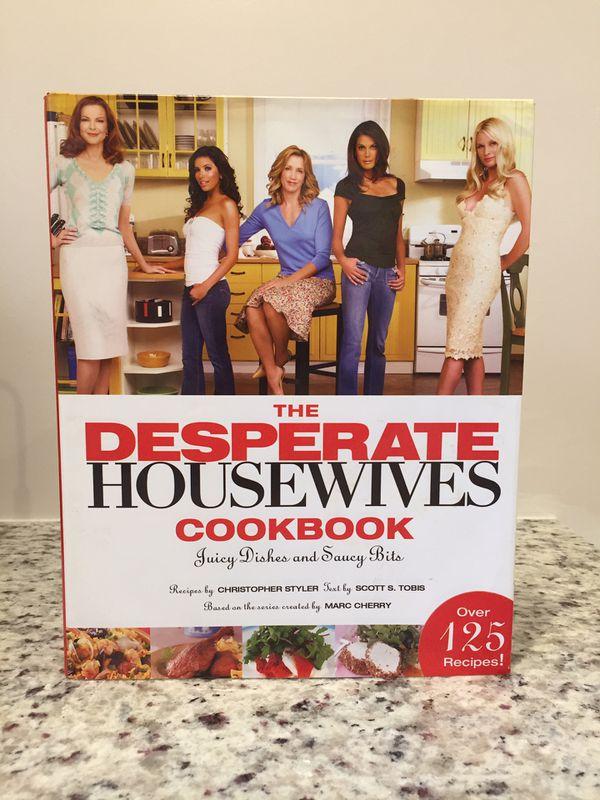 DESPERATE HOUSEWIVES COOKBOOK