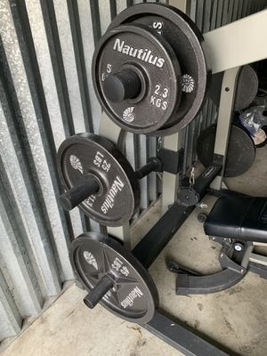Complete set Nautilus gym for Sale in Kent, WA