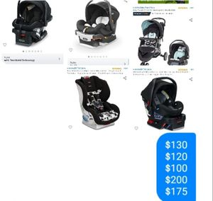 Baby carseats and stroller, maxi cosi base for Sale in Dallas, TX
