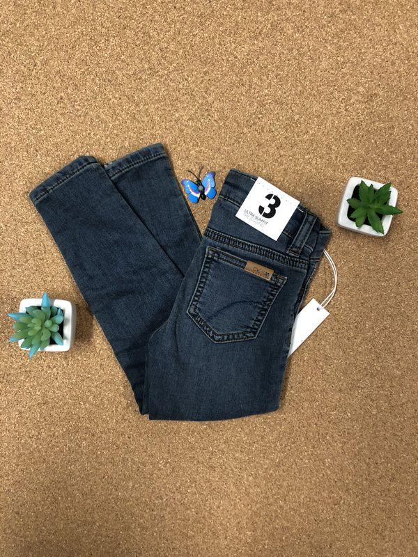 Joe's Jeans Ultra Slim Fit - Boy's Size 3
