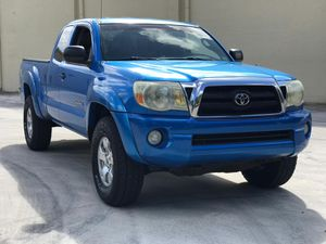 2007 TOYOTA TACOMA 4X4 *****TRUCK MUST GO TODAY***** for Sale in West Park, FL