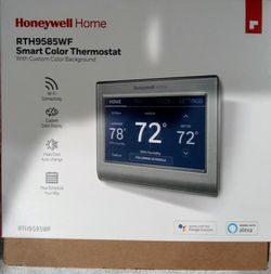 Honeywell smart color thermostat for Sale in Santa Ana,  CA