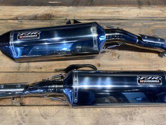 Yoshimura FJR1300 Y-Series Slip-On Mufflers Exhaust for Sale in La Habra,  CA