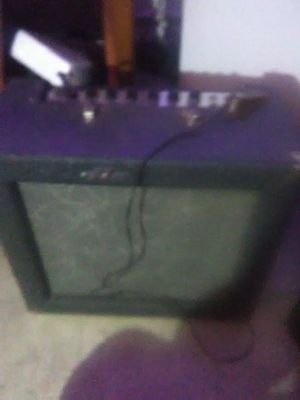 Vintage,Ampeg,pedal ,and original cover for Sale in Joplin, MO