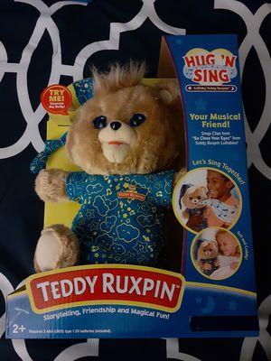 TeDDy Ruxpin 🐻🧸 for Sale in Bellflower, CA