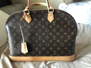 Authentic Louis Vuitton Canvas Monogram MM bag for Sale in Hanover, MD