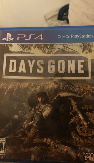 Days gone $20 for Sale in Coral Gables, FL