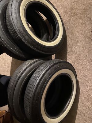 White wall tires for Sale in Oakley, CA