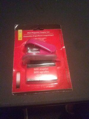 Mini magnet stapler for Sale in Jacksonville, FL