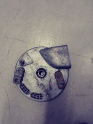 triumph motorcycle front brake backing plate for Sale in Berwyn, IL
