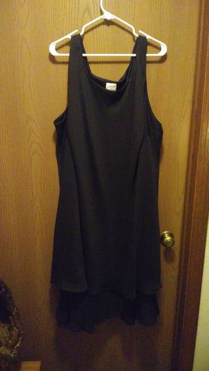 New beautiful black 3x dress for Sale in Owatonna, MN