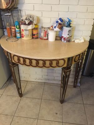 Consol table for Sale in Rockville, MD