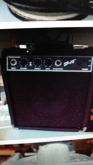 New Fender SP-10 Amplifier for Sale in Fort Meade, FL