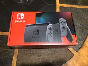 BRAND NEW NINTENDO SWITCH for Sale in Lawrenceville, GA
