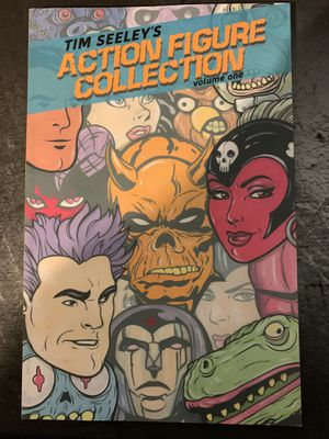 Action Figure Collection TPB for Sale in Mesa, AZ