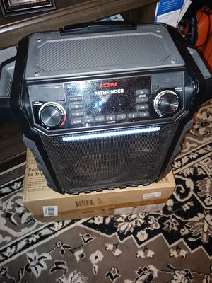 Ion Bluetooth Speaker for Sale in Tampa, FL