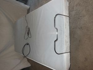Craftmatic adjustable twin bed 300 or best offer for Sale in Chatfield, MN