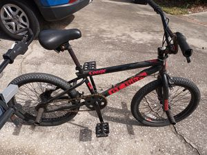 """GT Compe BMX bike with 20"""" tires, excellent condition - $100 FIRM for Sale in Wesley Chapel, FL"""