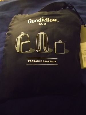 Backpack from Goodfellow brand new for Sale in Seattle, WA