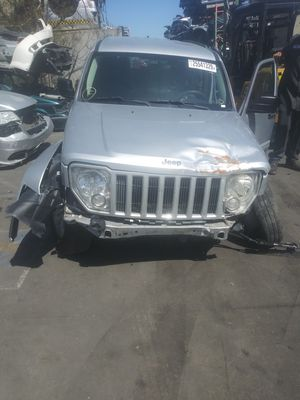 2012 JEEP LIBERTY PARTS CAR ONLY for Sale in Rancho Cordova, CA