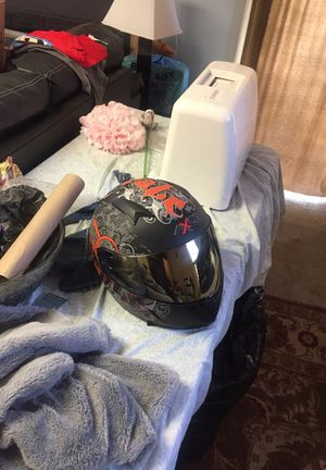 MOTORCYCLE HELMET for Sale in Laurel, MD