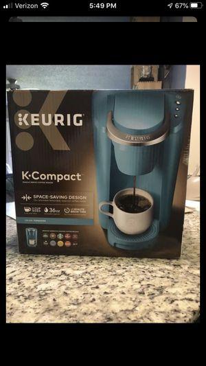 Keurig-K Compact coffee Machine Brand New for Sale in Boynton Beach, FL