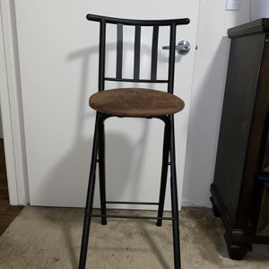 Tall Folding Chair for Sale in Woodlake, CA