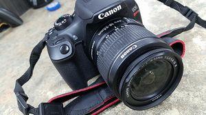 Canon rebel T6 for Sale in Phoenix, AZ
