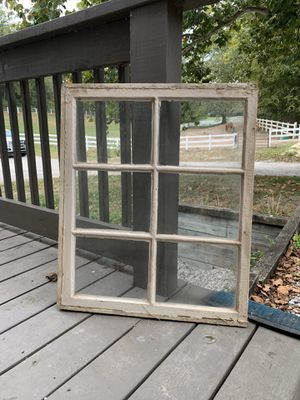 Antique Farmhouse Window for Sale in Menges Mills, PA