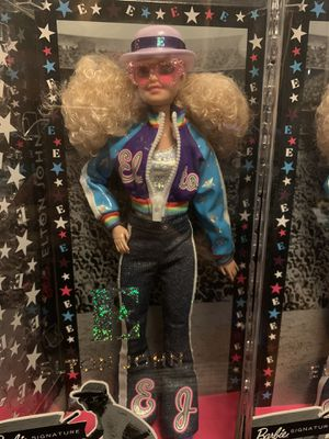 Elton John Barbie Collector Doll Authentic & Brand New SOLD OUT Limited Edition for Sale in The Bronx, NY